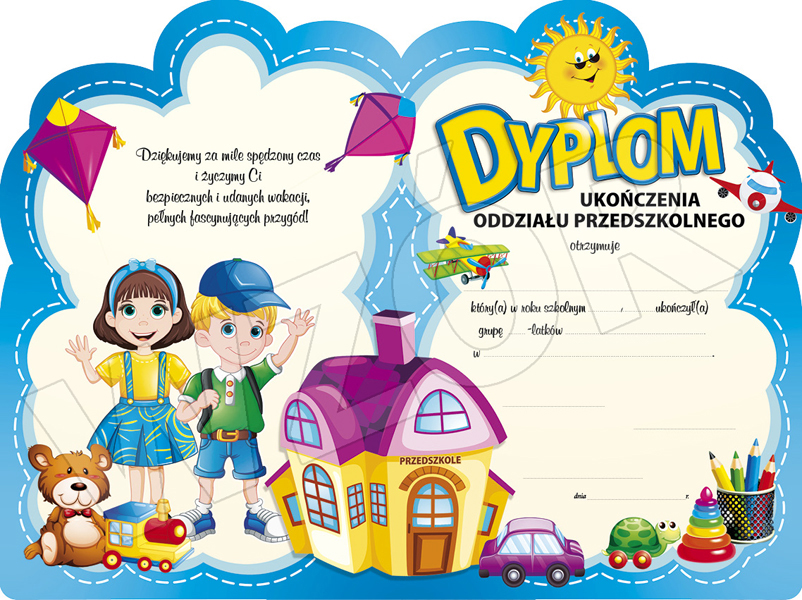 Rewers dyplomu DS-53