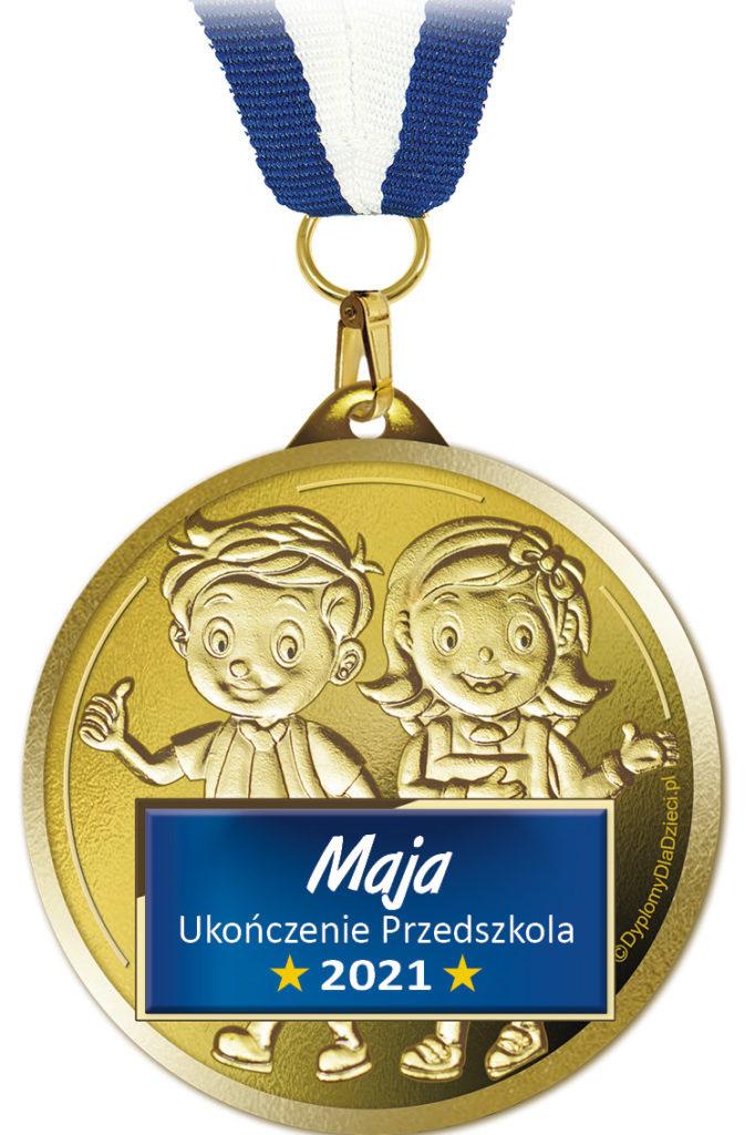 Medal ukończenia przedszkola MED-210